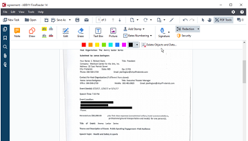 How to Protect & Redact in PDF