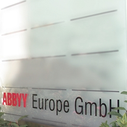Europe ABBYY office