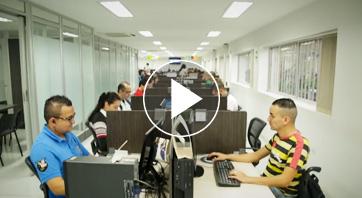 Una empresa grande de venta directa usa ABBYY como parte de su solución de gestión documental