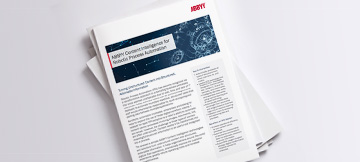 content intelligence and RPA brochure