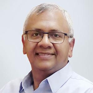 External speaker Deepak Swaroop