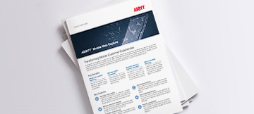 Brochure di ABBYY Mobile Web Capture
