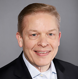 Picture of Scott Opitz, President of ABBYY Process Intelligence