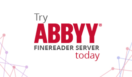 ABBYY FineReader Server - OCR Server for Enterprise Document Conversion