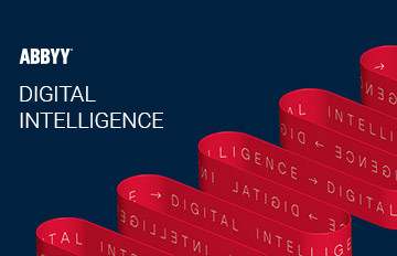 cos'è la Digital Intelligence | L'intelligenza digitale di ABBYY