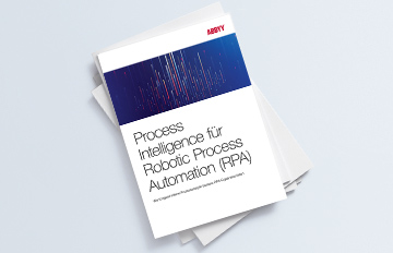 Process Intelligence und RPA (Robotic Process Automation) | White Paper