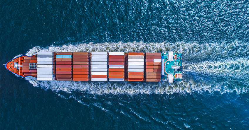 Digital transformation in shipping and logistics | ABBYY Blog Post