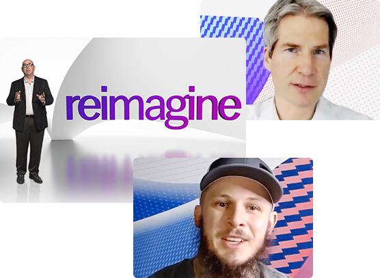 Reimagine People Video
