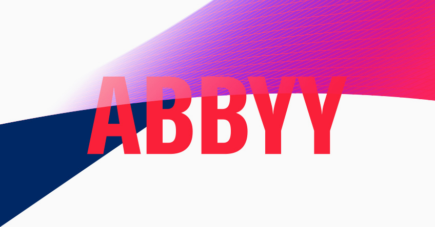 What's behind the new ABBYY Brand | ABBYY Blog Post